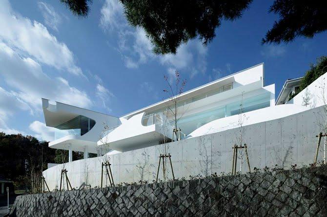 Mountain & Opening 1 - Interior Architecture Art