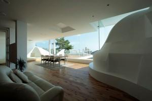 Mountain & Opening 13 - Interior Architecture Art