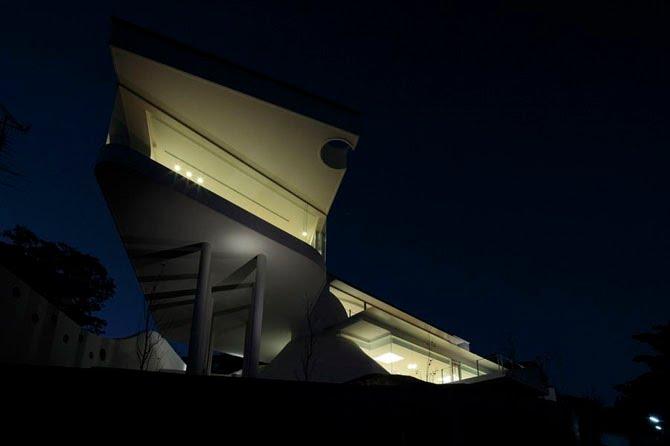 Mountain & Opening 14 - Interior Architecture Art
