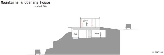 Mountain & Opening 19 - Interior Architecture Art