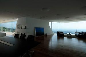Mountain & Opening 6 - Interior Architecture Art