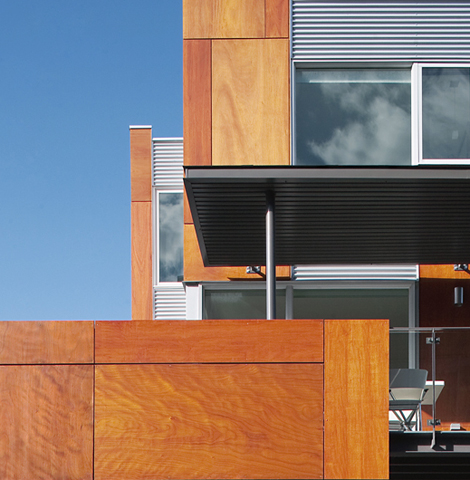 Front To Back Infill - Exterior 5 - Interior Architecture Art