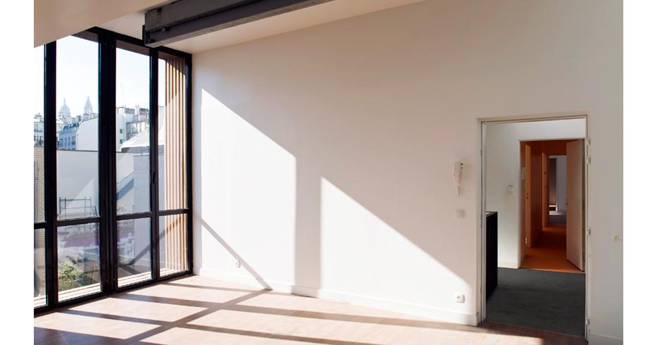 Tetris, Social Housing + Artist Studios - Image 10 - Interior Architecture Art