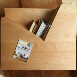 Nook Coffee Table 11 - Interior Architecture Art