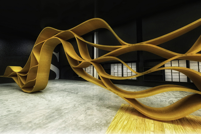 Santini Mulza 3 - Interior Architecture Art