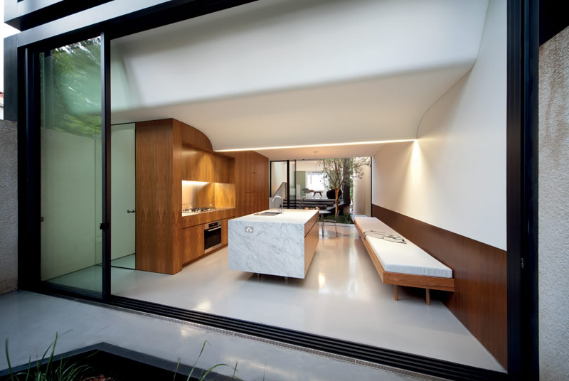Interior architecture art skylight house 12 interior architecture art - Skylight house plans natural light ...