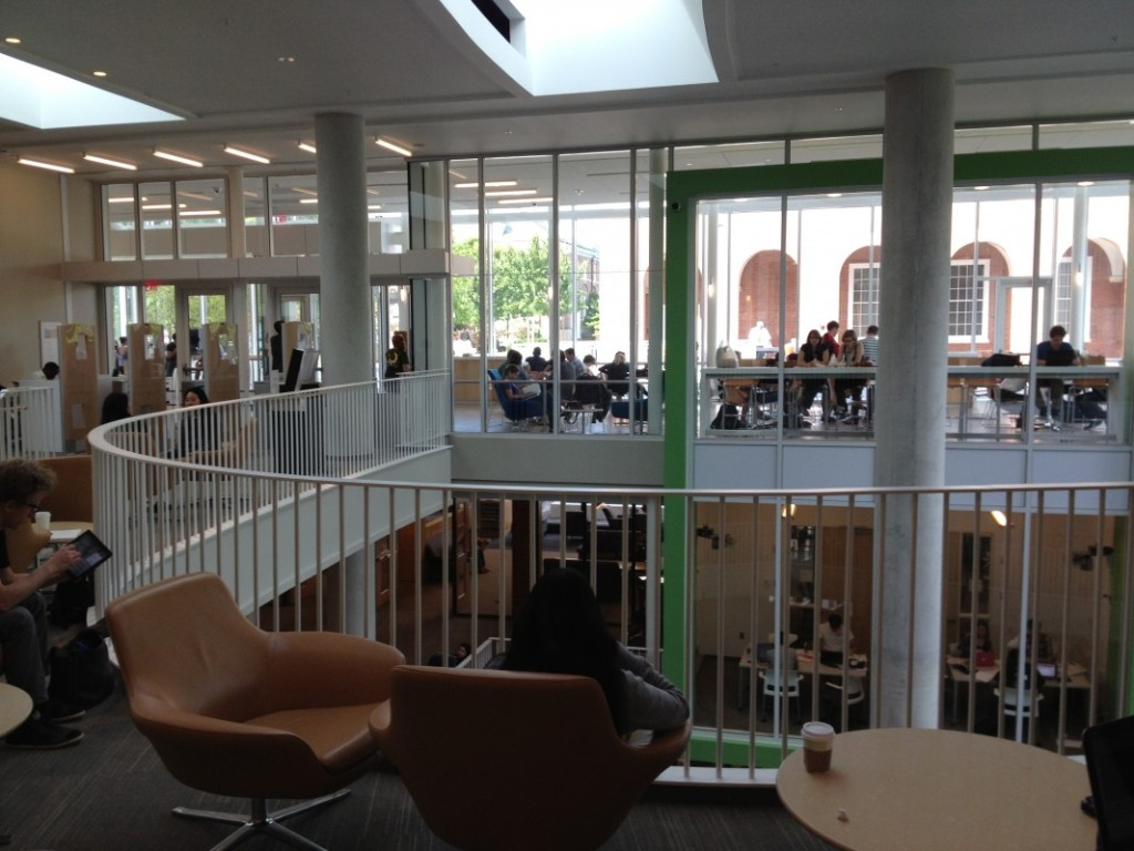 Brody Learning Commons 5