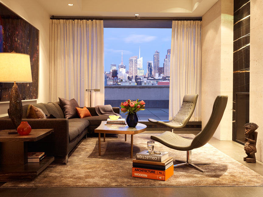 New York Penthouse 2