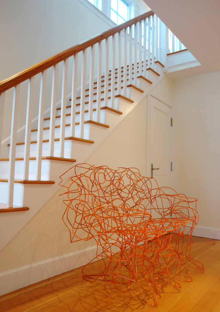 Old Greenwich Modern Staircase