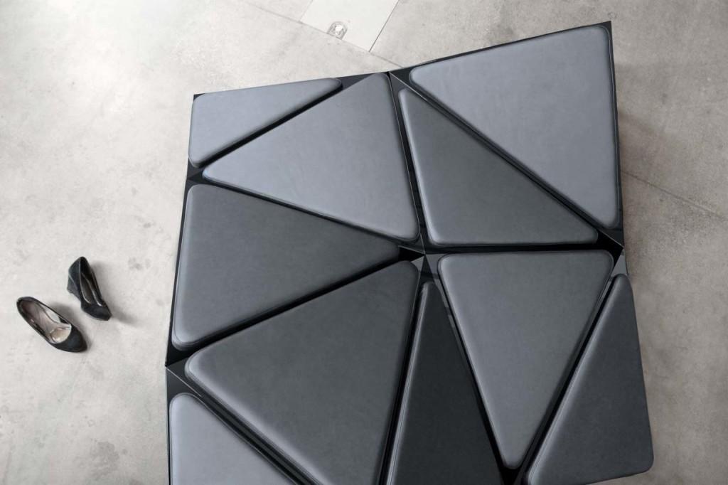 Floorscape 2 - Interior Architecture Art