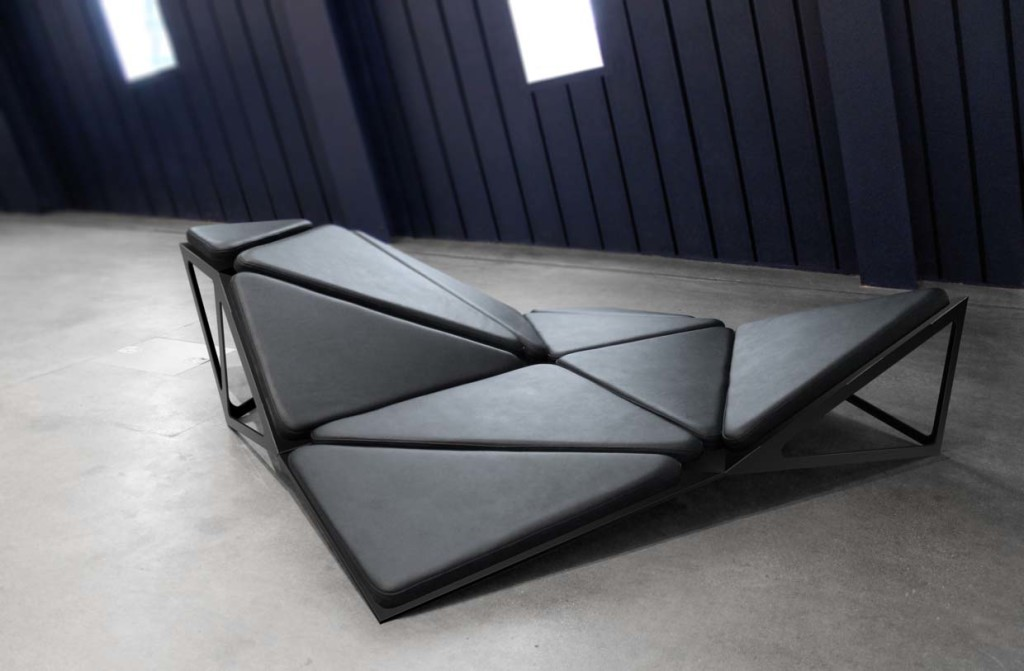 Floorscape 3 - Interior Architecture Art