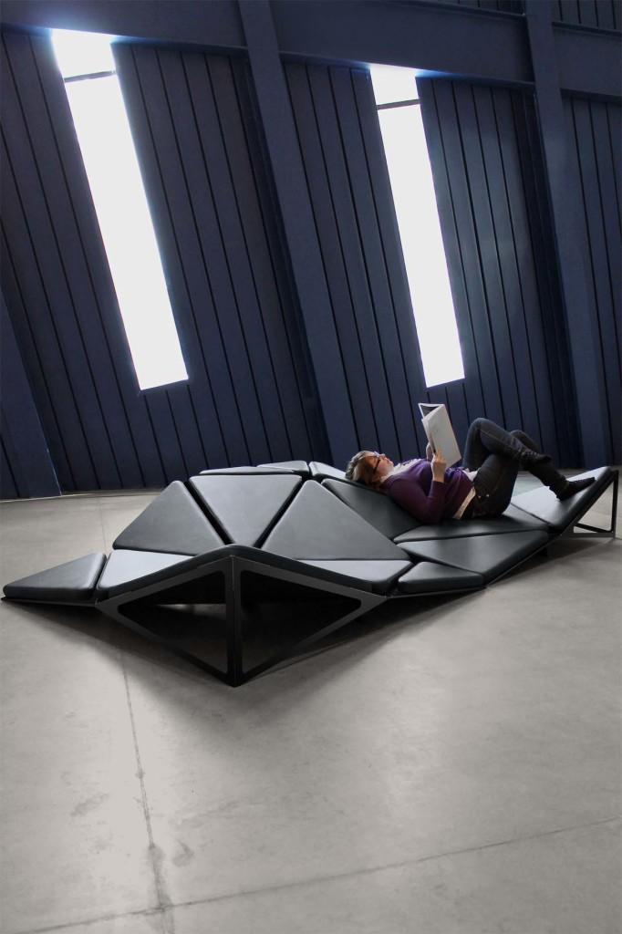 Floorscape 4 - Interior Architecture Art