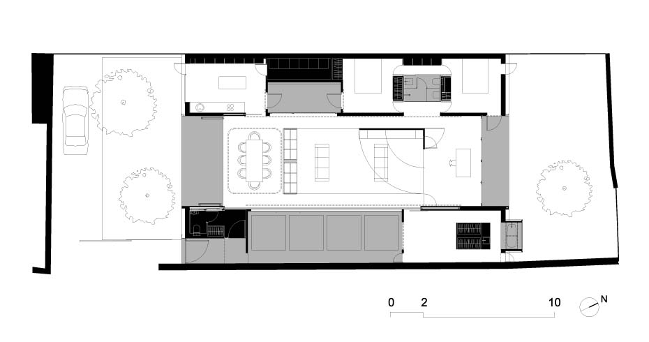Maison Dans Un Verger Plan 2 - Interior Architecture Art