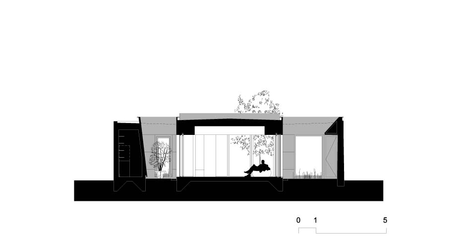Maison Dans Un Verger Plan 4 - Interior Architecture Art