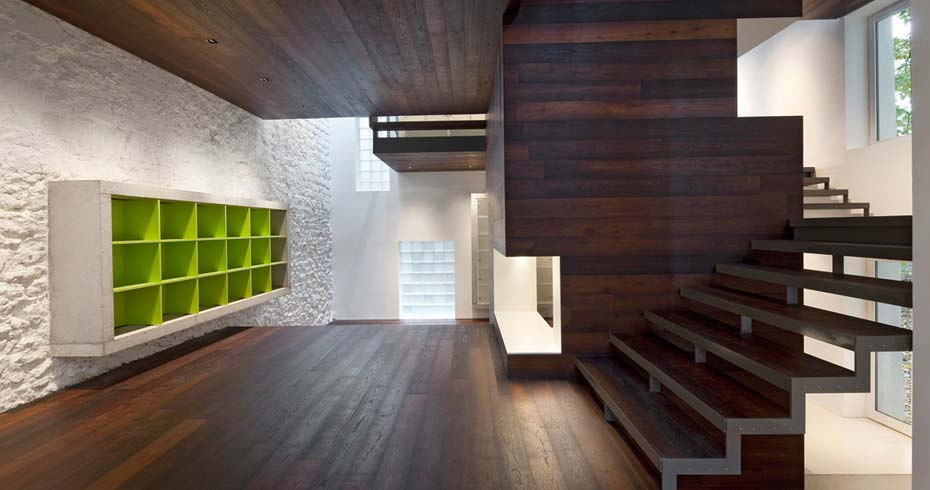 Maison Escalier 1- Interior Architecture Art