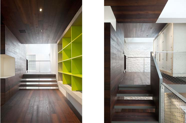 Maison Escalier 12 - Interior Architecture Art