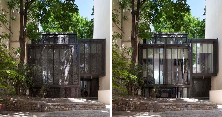 Maison Escalier 15 - Interior Architecture Art