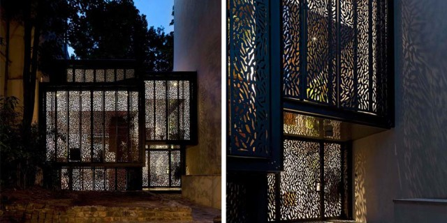 Maison Escalier 16 - Interior Architecture Art