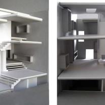 Maison Escalier 3 - Interior Architecture Art