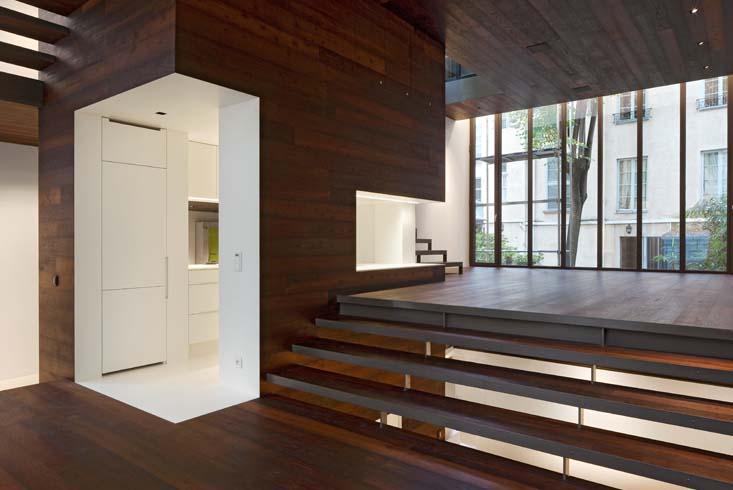Maison Escalier 6 - Interior Architecture Art