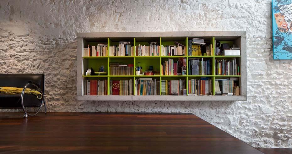 Maison Escalier 7 - Interior Architecture Art