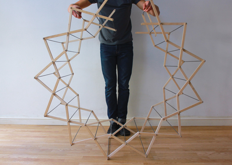 Clothes Horse 5 - Interior Architecture Art