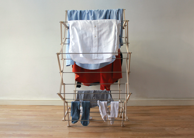 Clothes Horse 6 - Interior Architecture Art