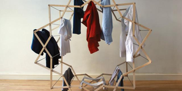Clothes Horse 7 - Interior Architecture Art