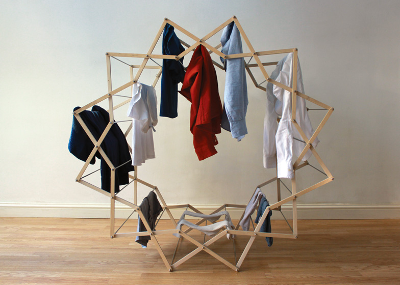 Clothes Horse 7 - Interior Architecture Art